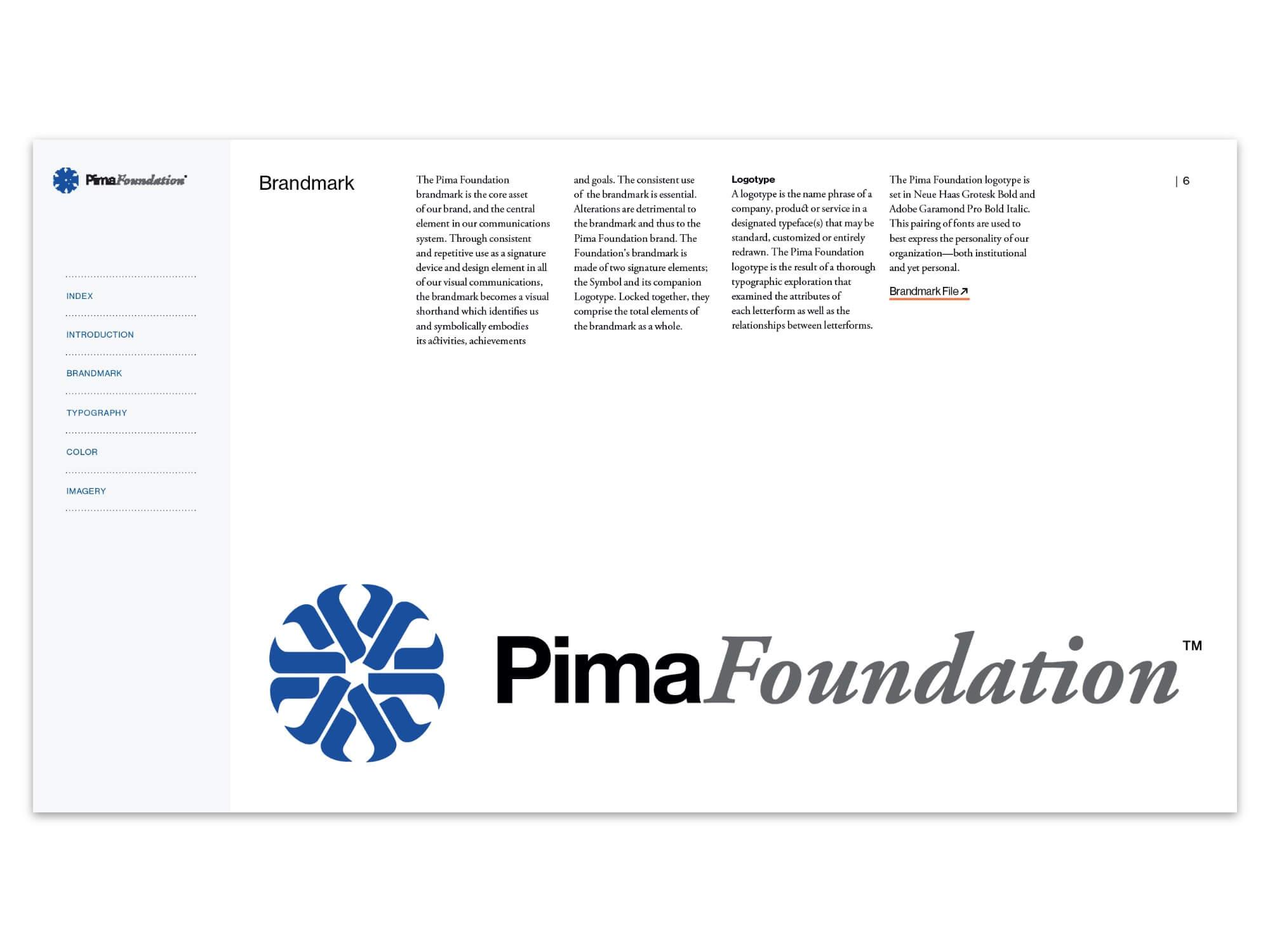 Pima Foundation – Overview – 9